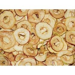 Aros de manzana con canela (100g)