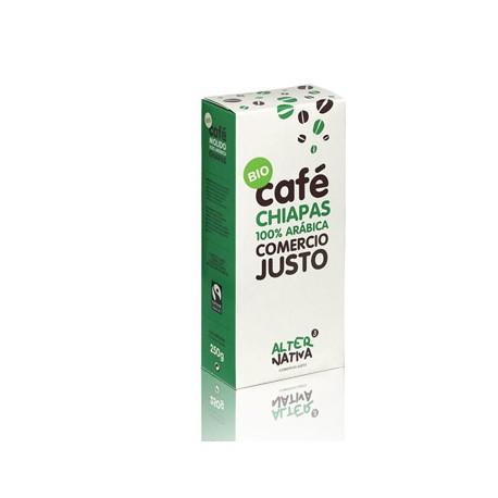 Café Chiapas molido BIO-FT. 250gr