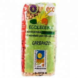 Garbanzo pedrosillano Ecolécera, 500 g