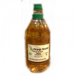 Aceite de oliva empeltre, 2 litros