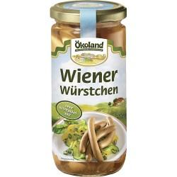 Salchichas alemanas estilo Viena
