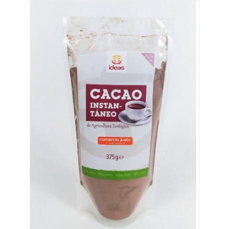 Cacao instantáneo BIO 375gr