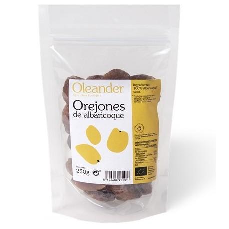 Albaricoques enteros (250g)