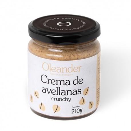 Crema de avellana tostada crunchy (210g)