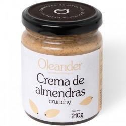 Crema de almendras tostadas, 210 g