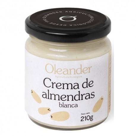 Crema de almendras blanca (210g)