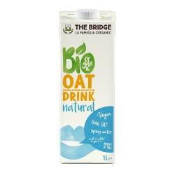 Bebida de avena natural, The Bridge, 1 litro