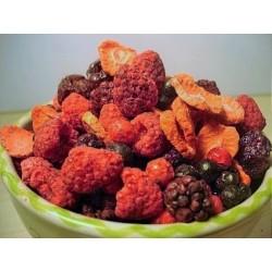 Fruta Roja Liofilizada - Mix (100g)