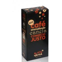Café Aromatizado a la Canela molido BIO-FT. 250gr