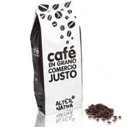 Café Biológico grano BIO-FT. 1kg