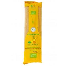 Espaguettis de trigo integral, Ecolécera, 500g