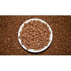 Bolitas de cereales con chocolate 400 g