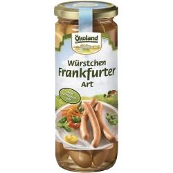 Salchichas estilo Frankfurt, 250 g