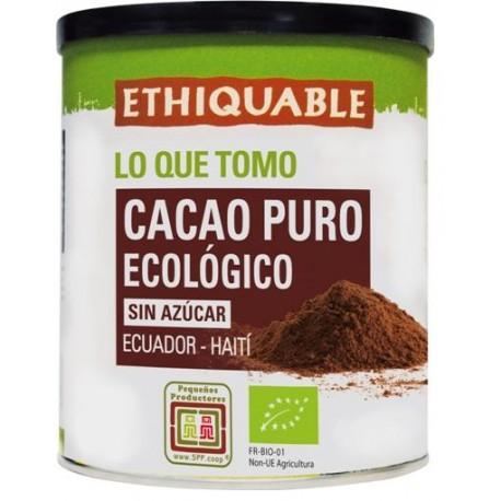 Cacao Puro BIO Lata 200 g
