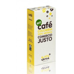 Cafe COLOMBIA BIO-FT 250 gr 100% arabica