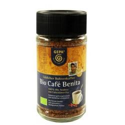Café Instántaneo liofilizado BIO Benita 100 gr