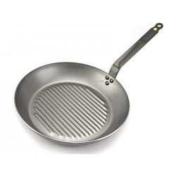Sartén grill De Buyer Mineral B Element Ø26 cm ^4,0 cm