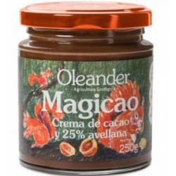 Crema de cacao y avellanas Magicao (250g)