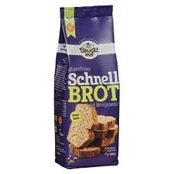 Pan rápido con especias (premezcla) - sin Gluten