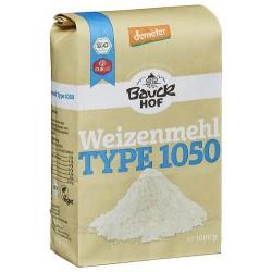 Harina semi integral de trigo, tipo 1050 (1kg)