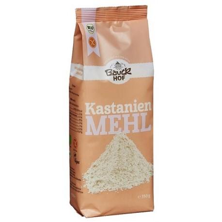 Harina de castañas, sin gluten (350g)