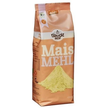 Harina de maiz sin gluten (500g)