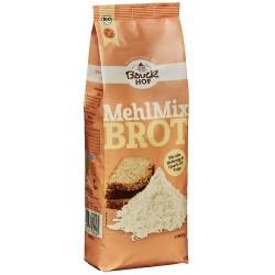 Mezcla de harinas para panaderia sin gluten Bauck, 800 g