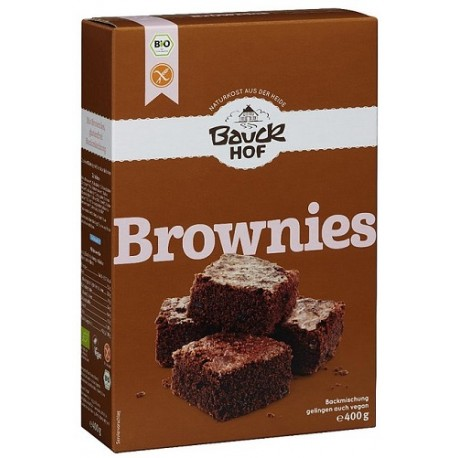 Brownies Bauck (premezcla)