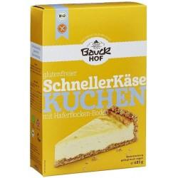 Tarta de queso crujiente, 485 g