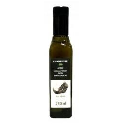 Aceite de oliva infusionado con ajo negro Condeleite