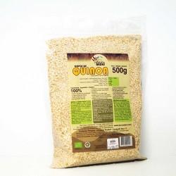 Copos de quinoa blanca, 500 g