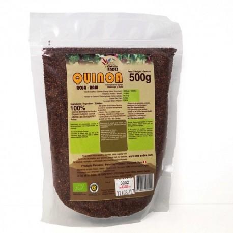 Quinoa roja en grano, 50 g