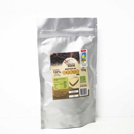 Manteca de cacao 250g