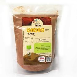 Cacao en polvo sin azucar, 250 g