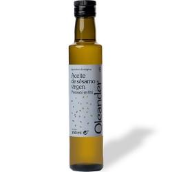 Aceite de sesamo 250 ml Oleander