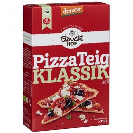 Masa para pizza blanca de trigo, 350g