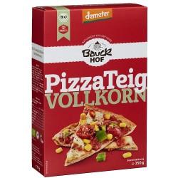 Masa para pizza de trigo integral
