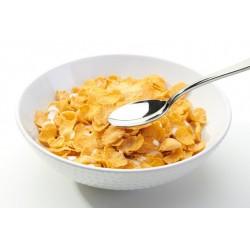 Copos de maiz ligeramente endulzados Biomix, Cornflakes