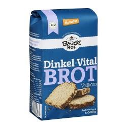 Pan vital de espelta con semillas, 500g