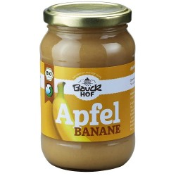 Puré de Manzana-Plátano (360g - sin azúcar)
