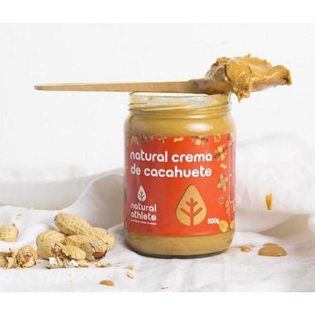Crema de cacahuetes 500 g