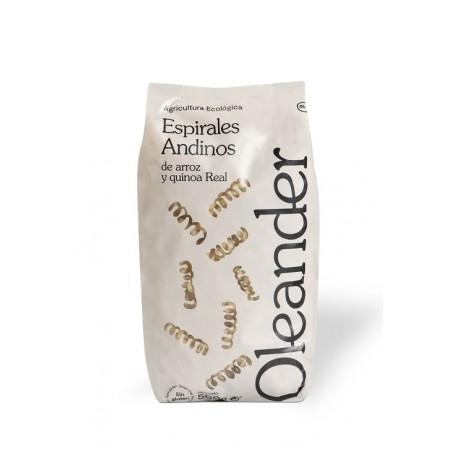 Espirales de arroz y quinoa sin gluten (500g)