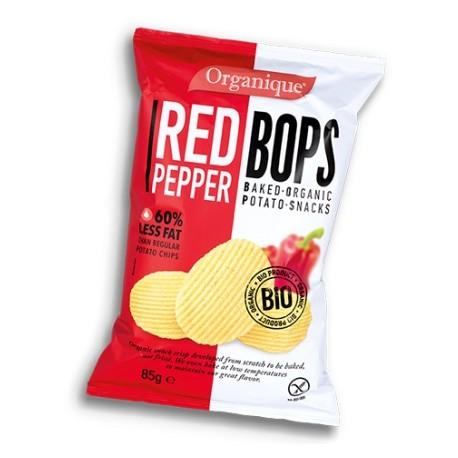 Chips de patatas con sal BOPS, 85 g