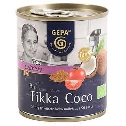 Leche de Coco Tikka
