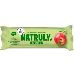 Barrita de manzana Natural Athlete 40g