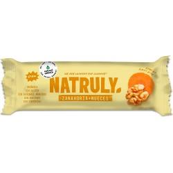 Barrita de zanahoria y nueces Natruly 40g
