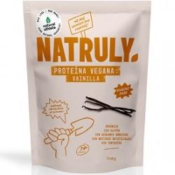 Proteina vegana sabor vainilla Natruly