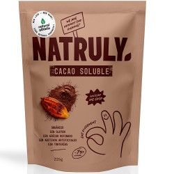 Cacao soluble Natruly