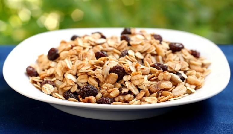 Copos y cereales